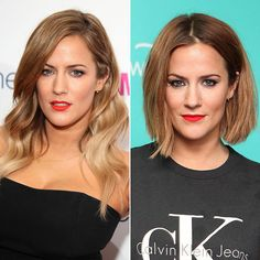 Hairdressing Advice That Will Keep Your Hair Looking Great – Hair Wonders Caroline Flack Hair Bob, Short Hair Cuts, Short Hair Styles, Short Hair Outfits, Hair Pictures, Hairstyle Pictures, Extreme Hair, Cut My Hair, Messy Hairstyles
