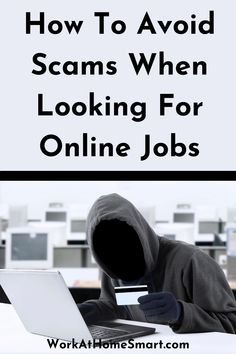 Want to learn how to avoid work from home job scams? Check out this guide to discover how to avoid scams when looking for online jobs. Legit Work From Home, Legitimate Work From Home, Work From Home Jobs, Work From Home Companies, Online Jobs, Get Started, Check, Animals, Animales
