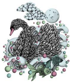Lina Bodén - Illustration - Agent Molly & Co