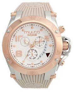 e04a3410c4b6 Reloj Mulco Kripton MW5-2029-113 Caja De Acero Inoxidable