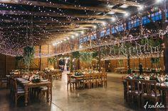 Wedding reception / Decoración Boda