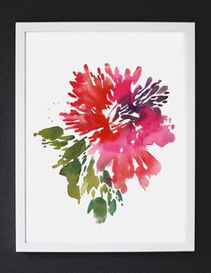 Bloom in Colour - Archival Print