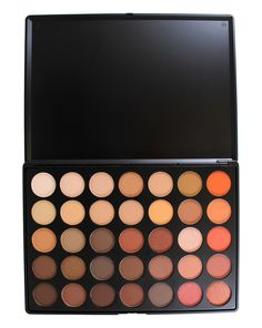 #CultBeauty Nature Glow Eye Shadow Palette (35O) by Morphe Brushes