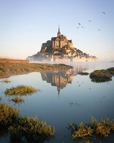 Best Vacation Destinations, Best Vacations, France Destinations, Landscape Photography, Travel Photography, Outdoor Photography, Mont Saint Michel France, Saint Michael France, Outdoor Fotografie