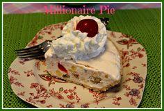 Sweet Tea and Cornbread: Millionaire Pie!