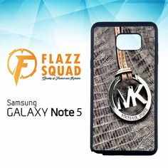 michael kors W4102 Samsung Galaxy Note 5 Case