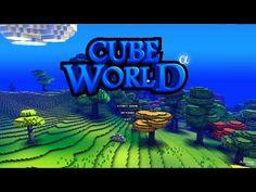 Cox n' Crendor Play: Cube World [Part 1]: Alpaca-lypse!