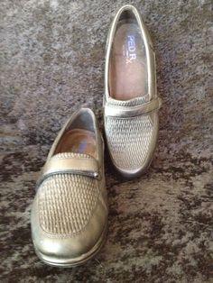 Propet Ped Rx Daphne black Diabetic Orthopedic Womens Shoes WPRX11 Sz 10.5 X(2e) #Propt #LoafersMoccasins #Casual