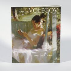 Format: 23,5 x 27,5 cm132 pagesSoft glossy cover98 paintingsFull coloredPrinted in Spain, 2016ISBN 978-84-608-4272-9First Art book of Vladimir Volegov, includes 98 plates selected from more than 500 paintings created during last years since 2004. The book contents twenty page spreads with large images of paintings. The book includes two articles and biography of Vladimir. Soft cover with brilliant varnish. All design made by Vladimir Volegov. Worldwide sh...