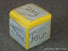 Education Cube Ideas