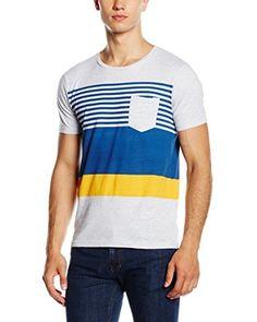 NEW CARO T-Shirt Walter [hellgrau]
