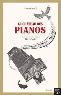 Splendide conte musical que cette œuvre visuelle et musicale à la fois, écrite et dessinée par Pierre Créac'h et dit par Pierre Arditi. Pour petits mais les grands peuvent s'accorder de le lire éga…