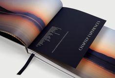 awesome Fraser Yachts brand identity by Inaria. Luxury superyacht brand design and art direction. CONTINUE READING Shared by: alexandrincindy Luxury Brochure, Luxury Branding, Branding Design, Corporate Branding, Logo Branding, Typography Design, Logo Design, Leaflet Design, Booklet Design