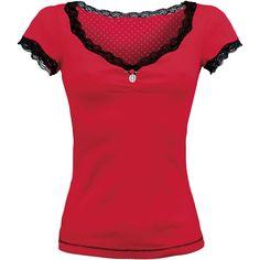 My Soft Basic Shirt (Girlie trøje) af Vive Maria