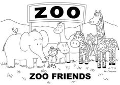 30 Best Zoo Images Activities Art For Kids Day Care