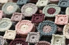 Would you like to meet Sophie?  My new scarf pattern inspired by the wonderful work of Sophie Digard.