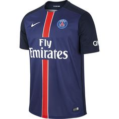 CAMISETA OFICIAL NIKE PARIS SAINT GARMAIN STADIUM - dexter