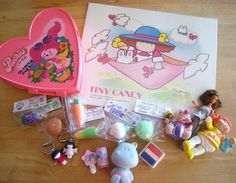 loved this toy! Childhood Toys, Childhood Memories, Eraser Collection, Cartoon Photo, Collections Etc, Angel And Devil, Cabbage Patch Kids, Toy Organization, Little Twin Stars