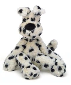 Lost at Wimbledon on 12 Jun. 2016 by Hannah: Black and white Dalmatian dog 'jelly cat' about high, very loved Dalmatian Dogs, Dog Facts, Jellycat, And July, Lost & Found, Wimbledon, Softies, Pet Toys, Tigger