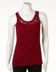 cleo - Lace Shell with Cami