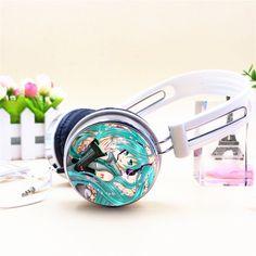 Miku Hatsune Vocaloid, Headset, Bracelet Watch, Anime, Ebay, Bracelets, Shop, Accessories, Headphones