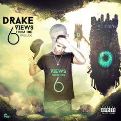Drake Views prelude cover art
