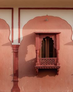 India Architecture, Colour Architecture, Vernacular Architecture, Building Aesthetic, Moroccan Doors, Indian Aesthetic, Temple India, Indian Colours, Luxury Homes Dream Houses