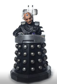 Davros is back!