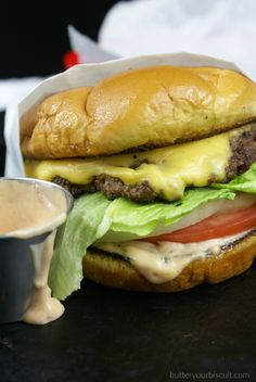 This copycat version of In-N-Out burger is spot on!