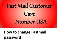 FastMail provide you customer care for need technical help during use  your fastMail ID any type of issues come contact us on customer care number. Like create id, reset password,forget password,setting, synchronizing, delete account etc  FastMail Customer Care / Technical Support Number      1-888-269-0130