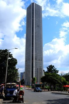 Torre Colpatria, Bogotá, Colombia (1973)Obregón y Valenzuela & Co. Photos by RobertContrer & Reg Natajaran