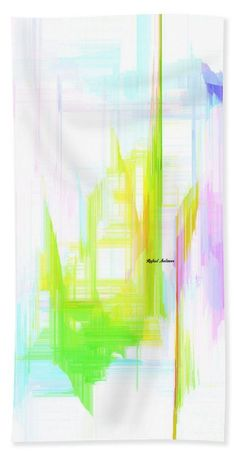 Towel - Abstract 9615