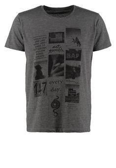 Collage Selected graphic t-shirt 2