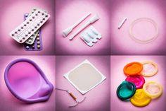 Métodos anticonceptivos hormonales disminuyen el acné y del vello facial.