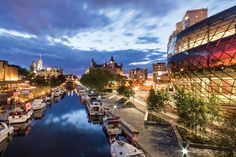 Ottawa & Gatineau Among The Top 20 Happiest Cities In Canada! - Domienova