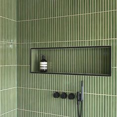 Black Bathroom Taps, Upstairs Bathrooms, Wet Rooms, New Wall, Bathroom Interior Design, Bathroom Inspiration, Decoration, House Design, House Styles