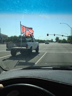 truck bed flag pole
