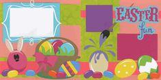 Easter Fun Page Kit