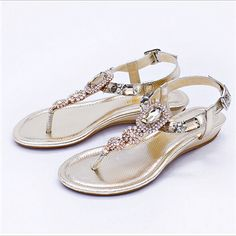 2015 New Fashion Summer Crystal brick Women Flats Sandals Casual Solid Ankle Strap Women Shoes Free Shipping 9933-65 - http://www.aliexpress.com/item/2015-New-Fashion-Summer-Crystal-brick-Women-Flats-Sandals-Casual-Solid-Ankle-Strap-Women-Shoes-Free-Shipping-9933-65/32343402046.html