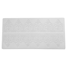 Tricot Decor Fantasy Silicone Lace Mat by Silikomart Silicone Lace Mats - globalsugarart.com