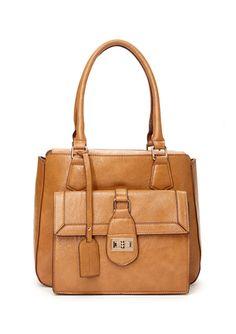 753cc937e4fc MELIE BIANCO Rhea Front Pocket Shoulder Bag Melie Bianco