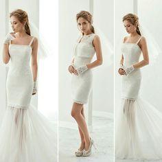 Un abito due stili... Per una sposa che vuole sorprendere! #sognodisposabyfedericavesteituoidesideri