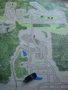 Small Types: Map the Neighborhood
