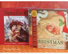 Mommy Katie: Holiday Gift Ideas: The Night Before Christmas: He...