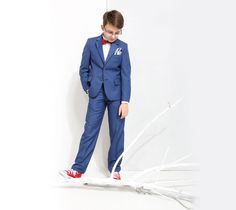 Formal Boy Suit-communion suit-boy special by MonikaVenika on Etsy