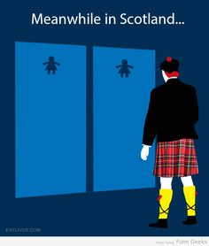 Meanwhile in Scotland…