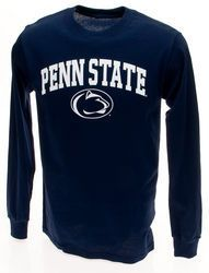 Penn State Nittany Lions Performance Long Sleeve Shirt Navy Arching Over Nittany  Lions (PSU) - Show your Penn State pride with this new Nittany Lions long  ... 48ff17d84