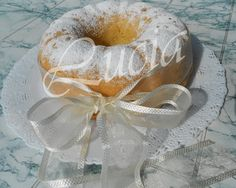 Ciambella all acqua Chiffon Cake, Candle Holders, Candles, Recipes, Recipies, Porta Velas, Candy, Ripped Recipes, Candle Sticks