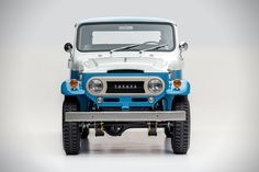 1967 Toyota FJ45LV by The FJ Company