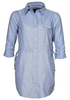 Urbanes Blusenkleid von Henri Lloyd @ Zalando.ch ❤ Denim